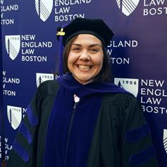 My Law School Story: Jennifer Kovacs '19, The Fighter