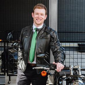 Law School Alumni Q&A: Michael Rispin '13, Corporate Counsel at Harley-Davidson